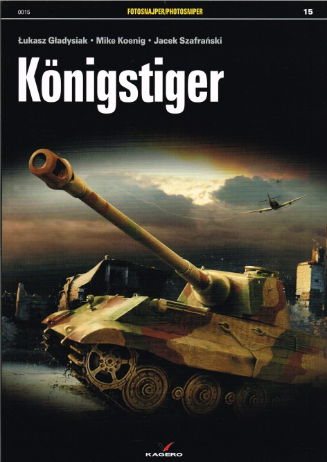 Image for KONIGSTIGER (KING TIGER)