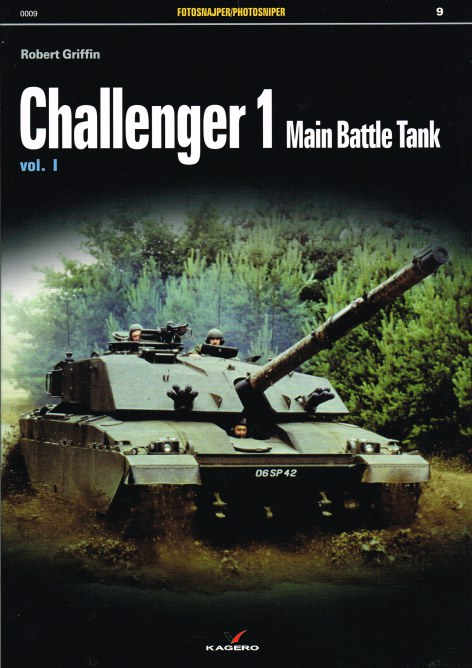 Image for CHALLENGER 1 MAIN BATTLE TANK: VOLUME I