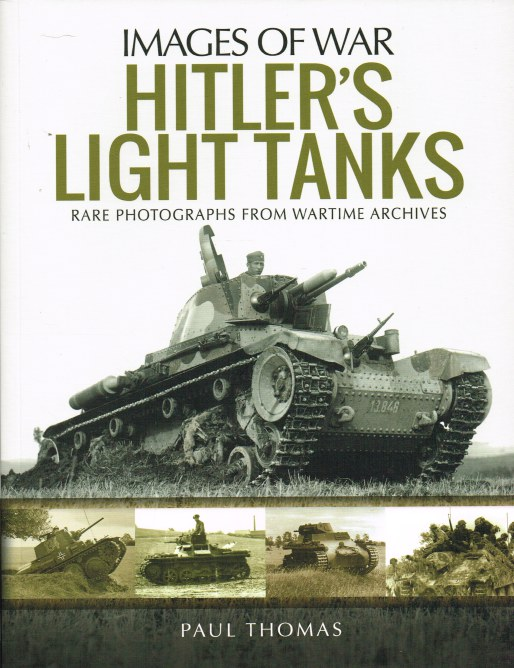 Image for IMAGES OF WAR: HITLER'S LIGHT TANKS