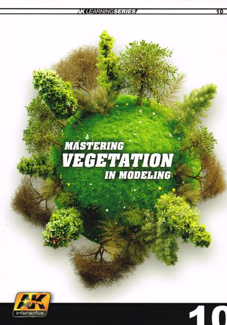 Image for AK LEARNING SERIES 10: MASTERING VEGETATION IN MODELING