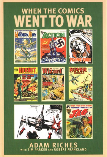 Image for WHEN THE COMICS WENT TO WAR : COMIC BOOK WAR HEROES