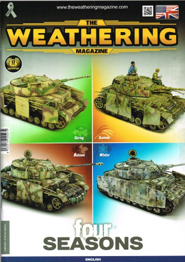 Image for THE WEATHERING MAGAZINE ISSUE 28: FOUR SEASONS