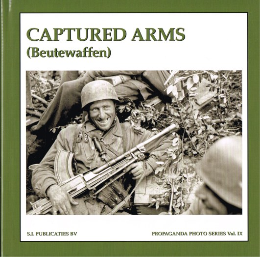 Image for CAPTURED ARMS (BEUTEWAFFEN)