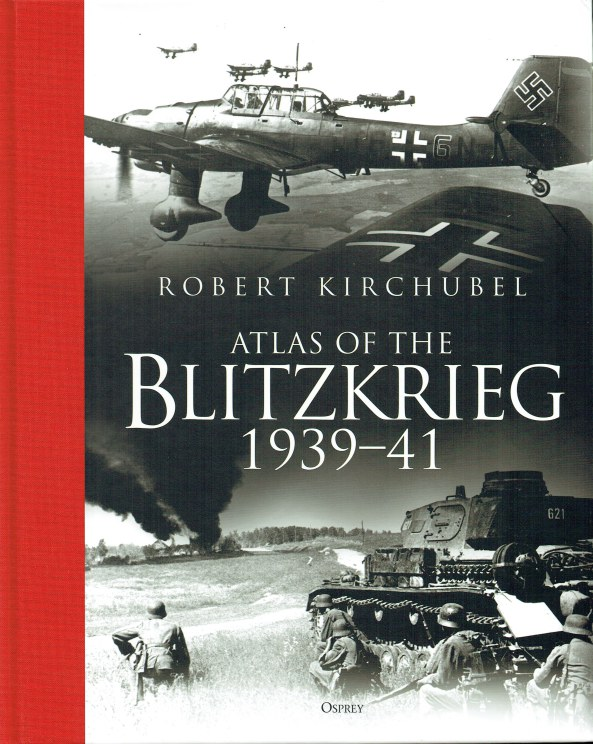 Image for ATLAS OF THE BLITZKRIEG 1939-41