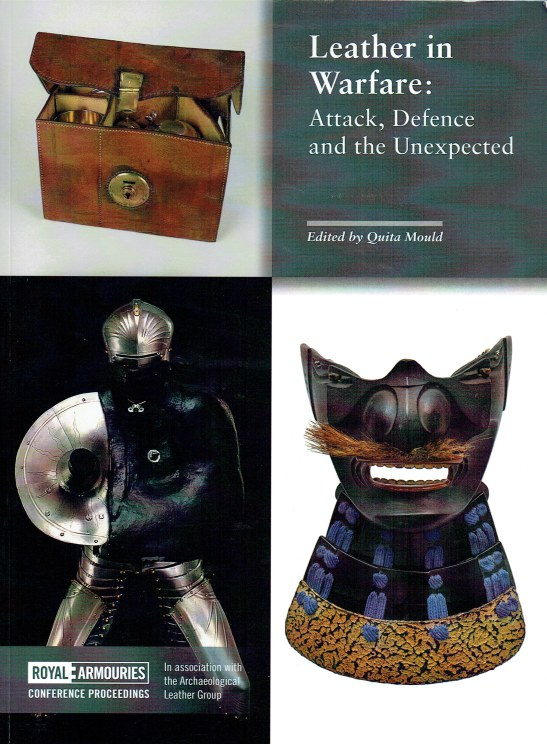 Image for LEATHER IN WARFARE : ATTACK, DEFENCE AND THE UNEXPECTED