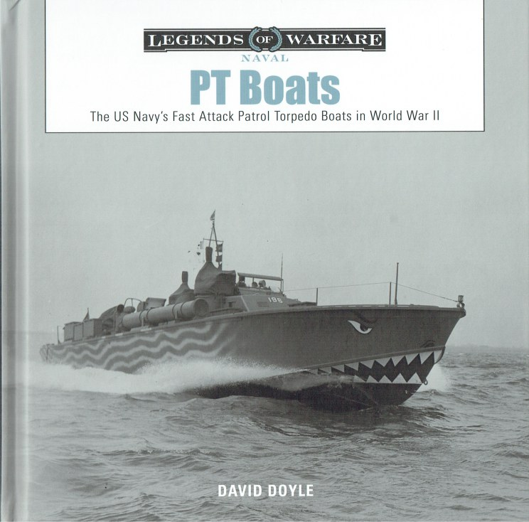 Image for PT BOATS : THE US NAVY'S FAST ATTACK PATROL TORPEDO BOATS IN WORLD WAR II