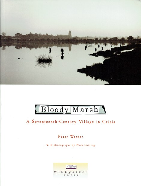 Image for BLOODY MARSH : A SEVENTEENTH CENTURY VILLAGE IN CRISIS
