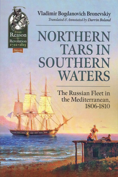 Image for NORTHERN TARS IN SOUTHERN WATERS : THE RUSSIAN FLEET IN THE MEDITERRANEAN, 1806-1810