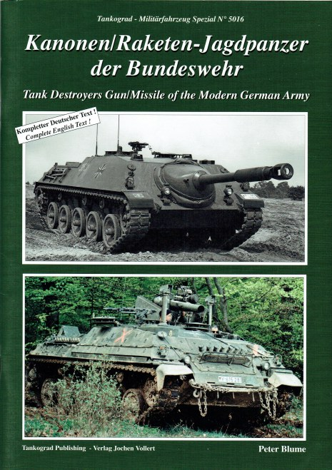 Image for TANK DESTROYERS GUN / MISSILE OF THE MODERN GERMAN ARMY