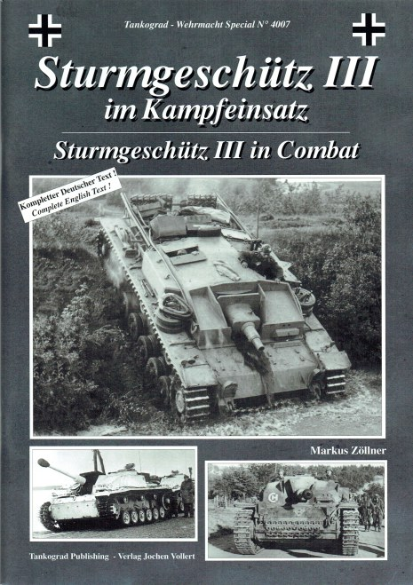 Image for STURMGESCHUTZ III IN COMBAT