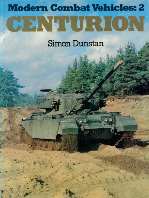 Image for MODERN COMBAT VEHICLES: 2 CENTURION