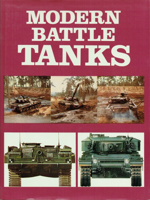 Image for MODERN BATTLE TANKS