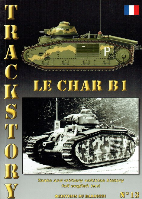 Image for TRACKSTORY NO.13: LE CHAR B1