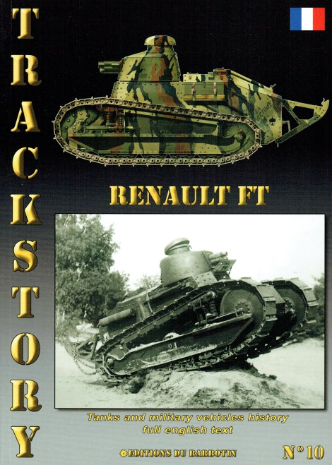 Image for TRACKSTORY NO.10: RENAULT FT