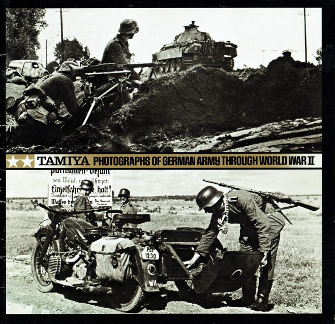 Image for TAMIYA NEWS PHOTOGRAPHIC ALBUM NO.2: PHOTOGRAPHS OF GERMAN ARMY THROUGH WORLD WAR II