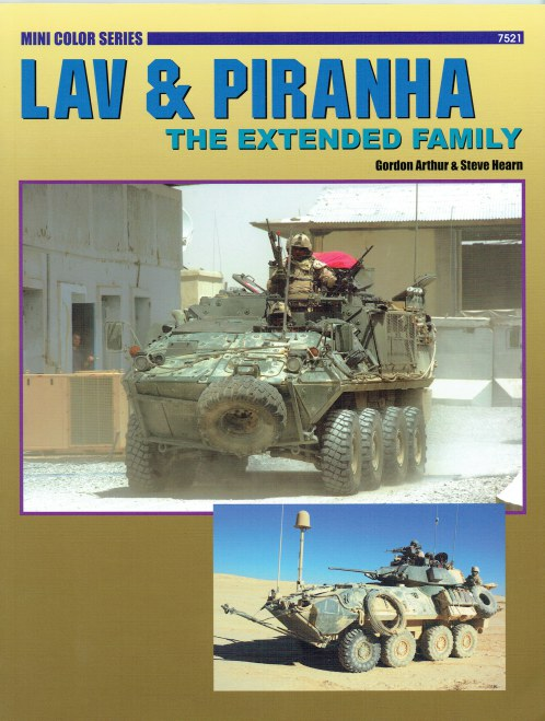 Image for LAV & PIRANHA: THE EXTENDED FAMILY
