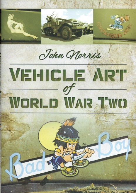 Image for VEHICLE ART OF WORLD WAR TWO