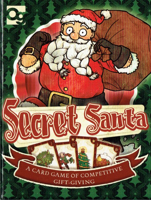 Image for SECRET SANTA : A CARD GAME OF COMPETITIVE GIFT-GIVING (GAME)