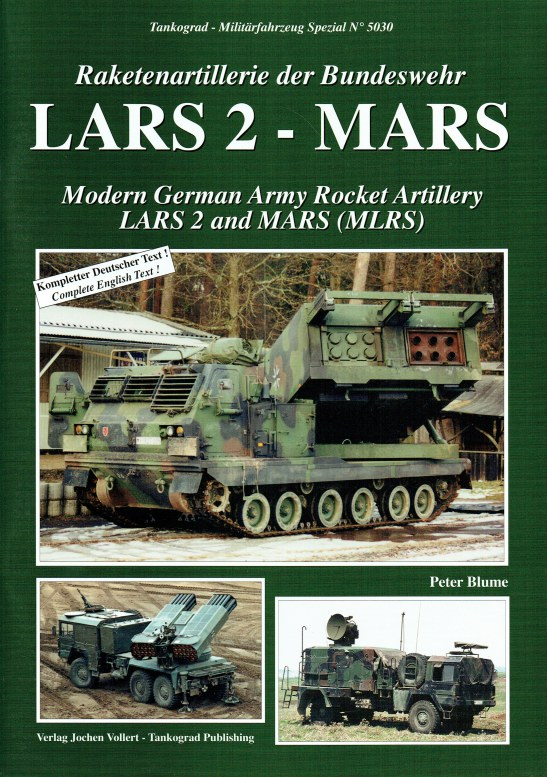 Image for MODERN GERMAN ARMY ROCKET ARTILLERY LARS 2 AND MARS (MLRS)