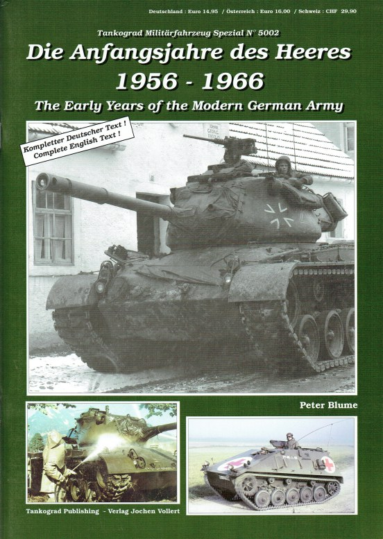 Image for THE EARLY YEARS OF THE MODERN GERMAN ARMY 1956-1966
