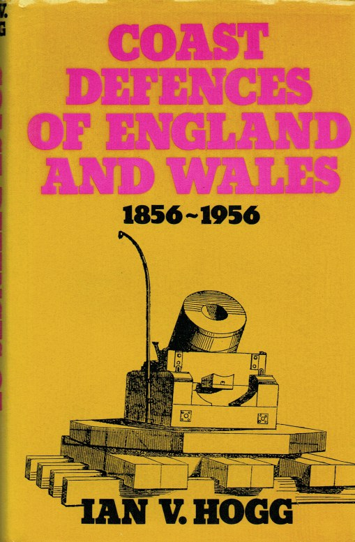 Image for COAST DEFENCES OF ENGLAND AND WALES 1856 - 1956