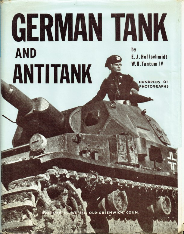 Image for GERMAN TANK AND ANTITANK