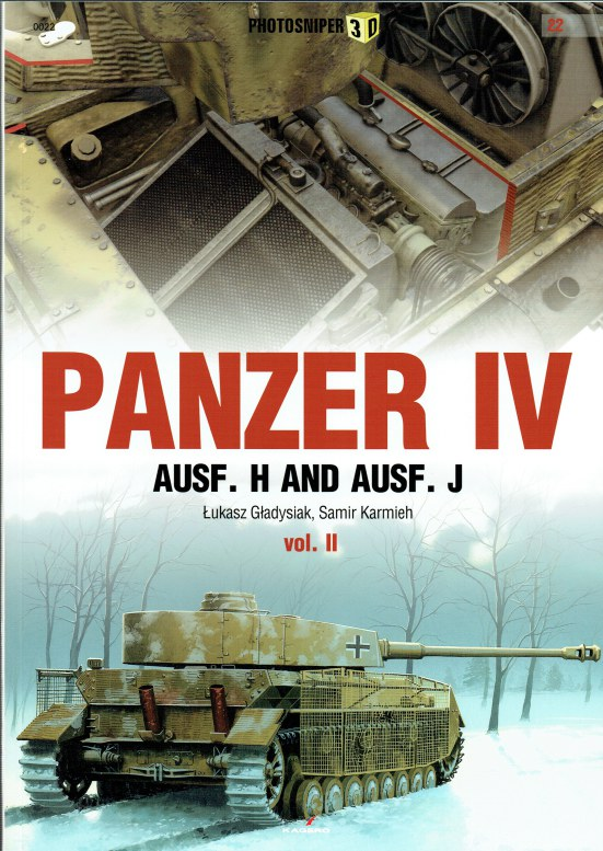 Image for PANZER IV : AUSF. H AND AUSF. J : VOLUME II