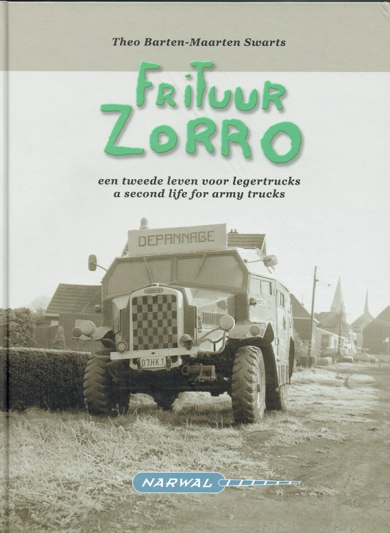 Image for FRITUUR ZORRO VOLUME 1 : A SECOND LIFE FOR ARMY VEHICLES