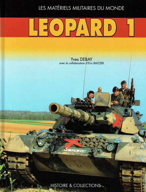Image for LEOPARD 1 (FRENCH TEXT)