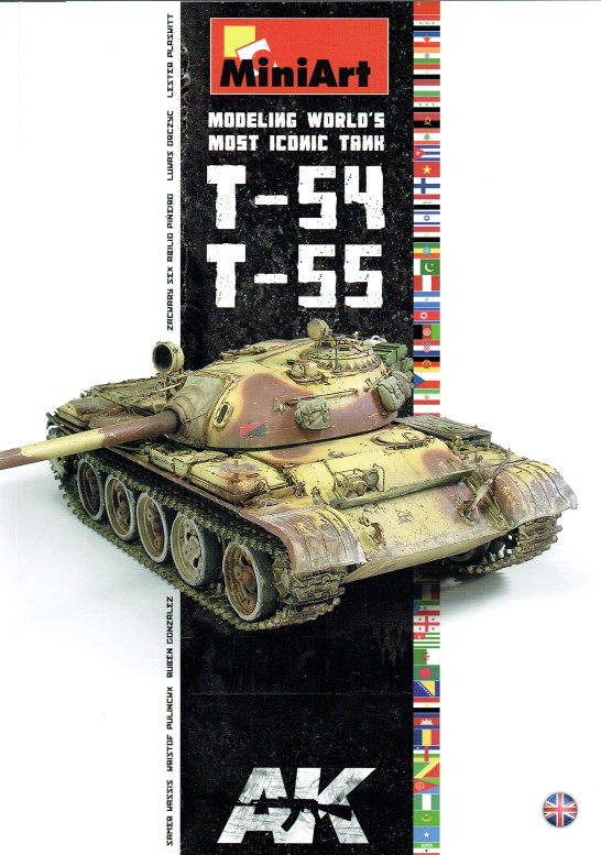 Image for MODELING WORLD'S MOST ICONIC TANK : T-54, T-55