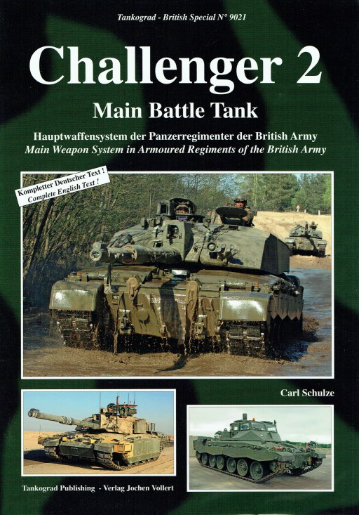 Image for CHALLENGER 2 MAIN BATTLE TANK : MAIN WEAPON SYSTEM IN ARMOURED REGIMENTS OF THE BRITISH ARMY