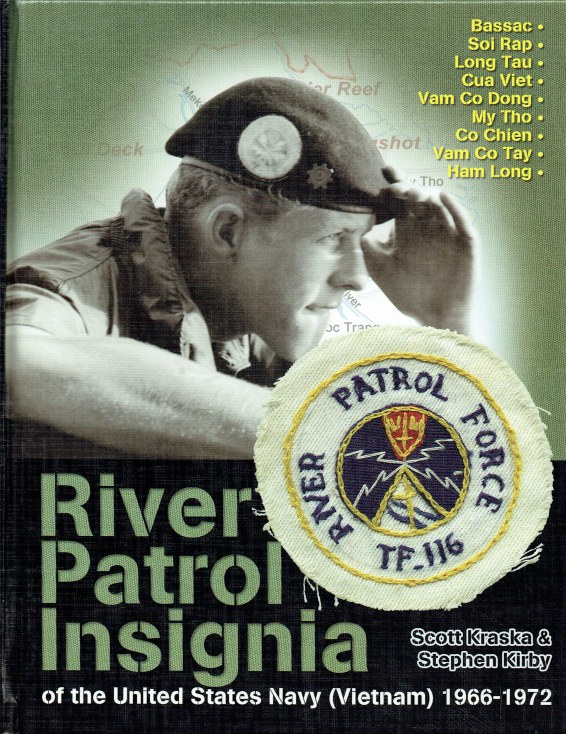 Image for RIVER PATROL INSIGNIA OF THE UNITED STATES NAVY (VIETNAM) 1966-1972