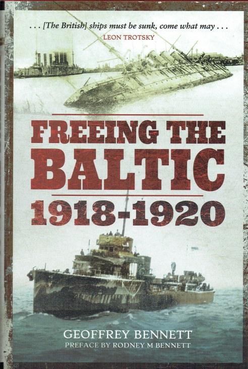 Image for FREEING THE BALTIC 1918-1920