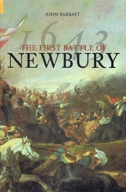 Image for THE FIRST BATTLE OF NEWBURY 1643