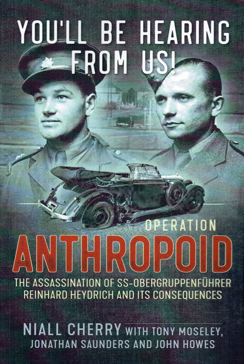 Image for YOU'LL BE HEARING FROM US! : OPERATION ANTHROPOID