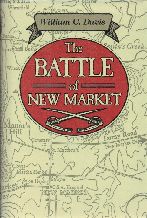Image for THE BATTLE OF NEW MARKET
