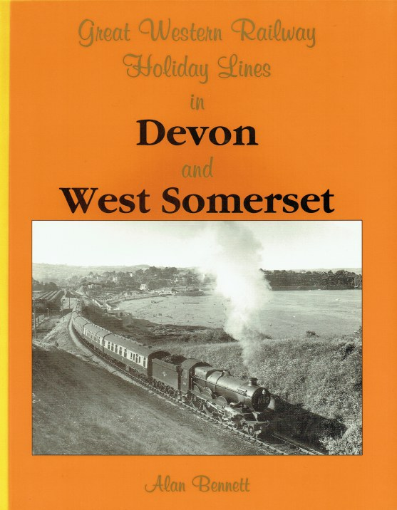 Image for GREAT WESTERN RAILWAY HOLIDAY LINES IN DEVON AND WEST SOMERSET