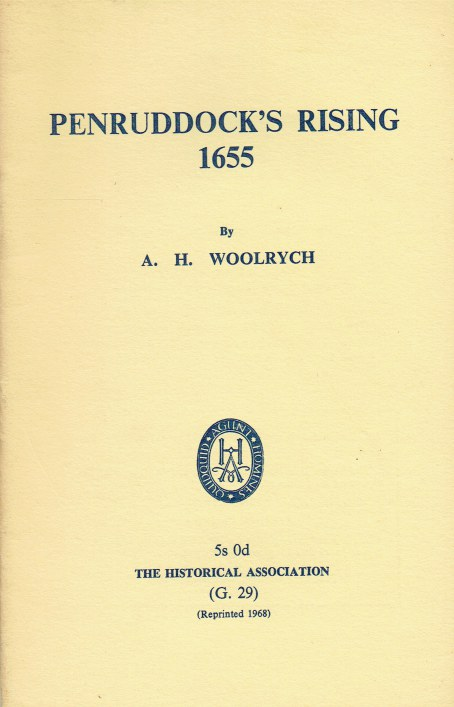 Image for PENRUDDOCK'S RISING 1655