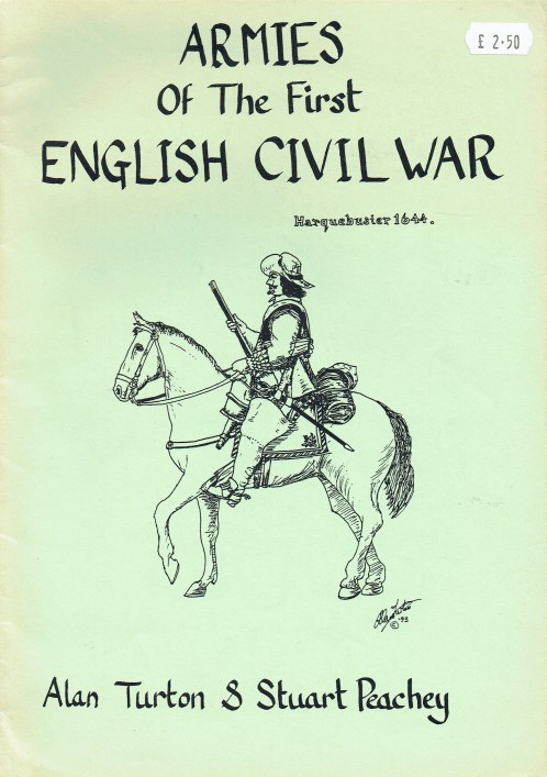 Image for ARMIES OF THE FIRST ENGLISH CIVIL WAR