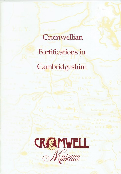 Image for CROMWELLIAN FORTIFICATIONS IN CAMBRIDGESHIRE