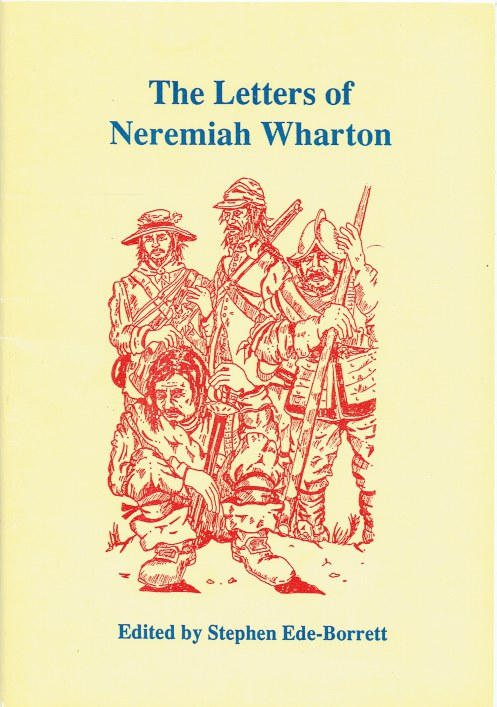 Image for THE LETTERS OF NEREMIAH WHARTON