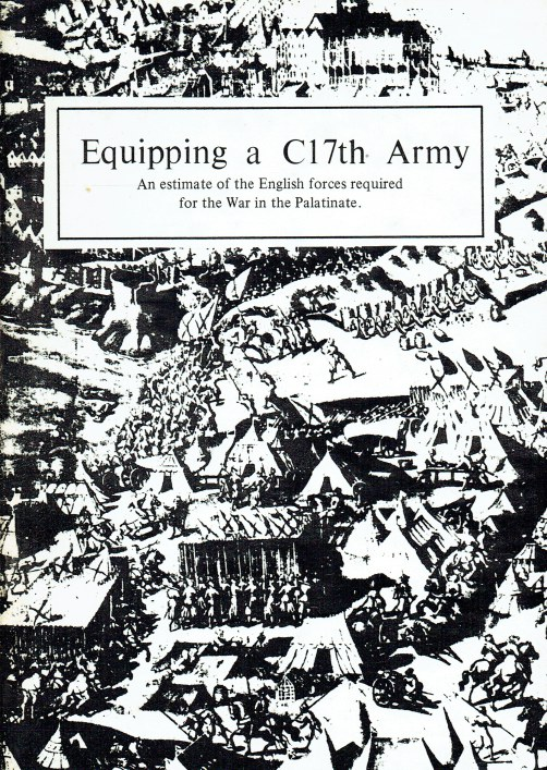 Image for EQUIPPING A C17TH ARMY : AN ESTIMATE OF THE ENGLISH FORCES REQUIRED FOR THE WAR IN THE PALATINATE
