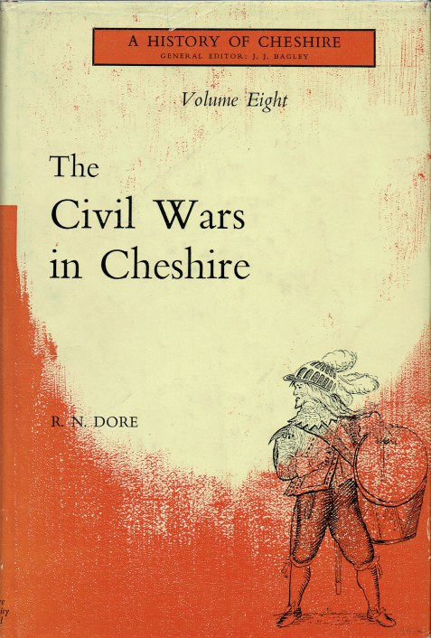 Image for THE CIVIL WARS IN CHESHIRE