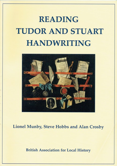 Image for READING TUDOR AND STUART HANDWRITING