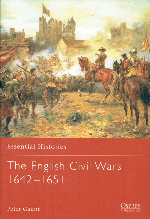 Image for THE ENGLISH CIVIL WAR 1642-1651