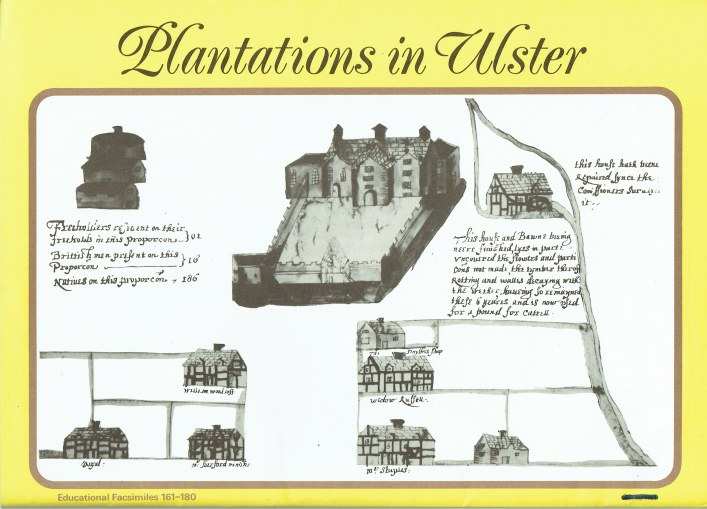 Image for THE EDUCATION FACSIMILE SERIES 161-180: PLANTATIONS IN ULSTER, C.1600-41