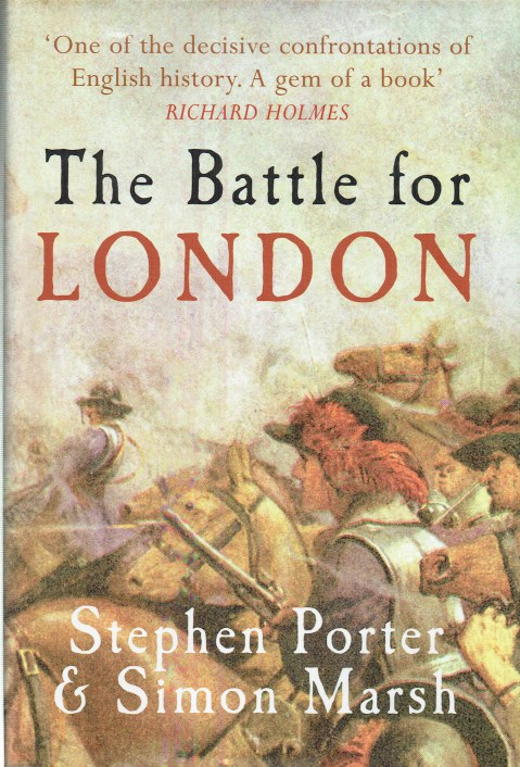 Image for THE BATTLE FOR LONDON