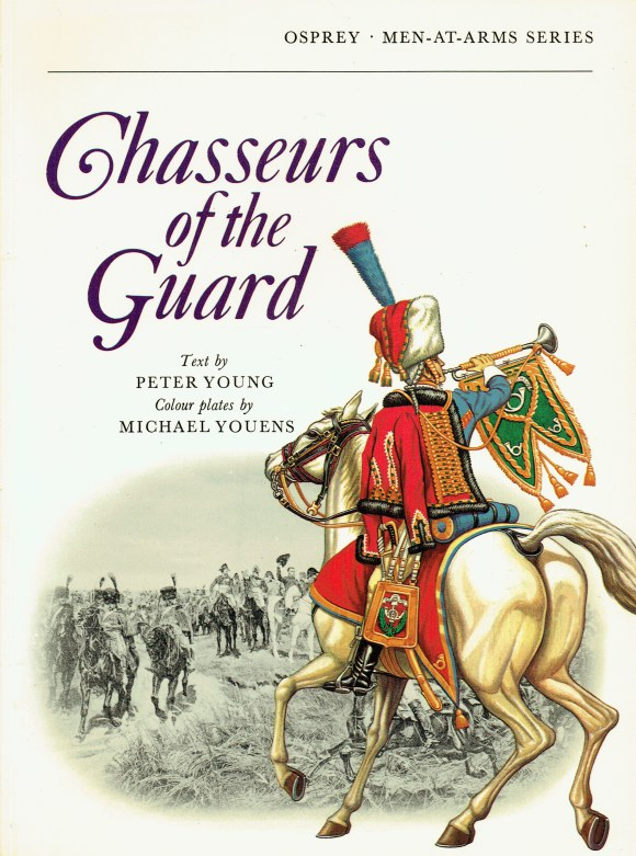 Image for CHASSEURS OF THE GUARD