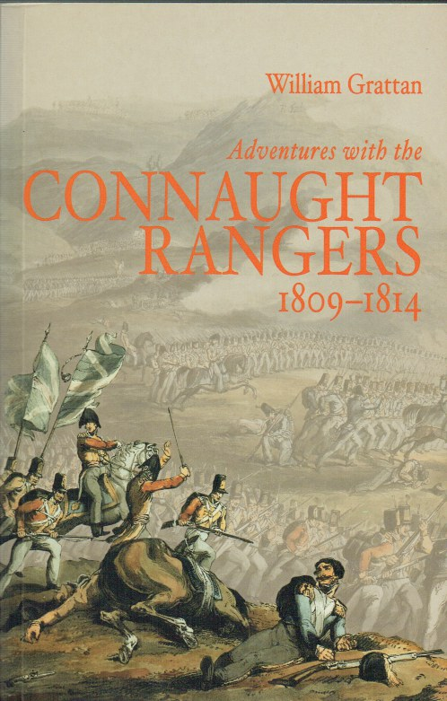 Image for ADVENTURES WITH THE CONNAUGHT RANGERS, 1809-1814