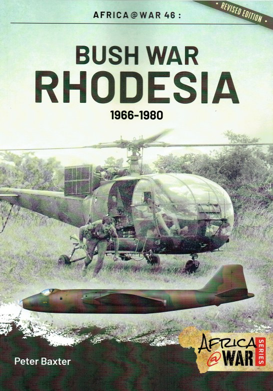 Image for BUSH WAR RHODESIA 1966-1980 (REVISED EDITION)